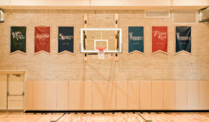 MetroFit Basketball Court, Reinhold Residential's fitness center for Philadelphia apartments