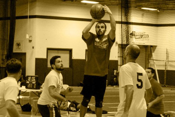 Metrofit Basketball Leagues