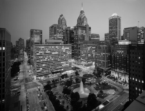 Center City Philadelphia Neighborhood