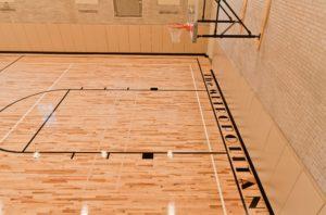 MetroFit Reinhold Residential's Philadelphia Apartment Fitness Center and Basketball Court