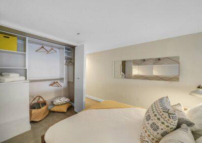 Chocolate Works apartments bedroom